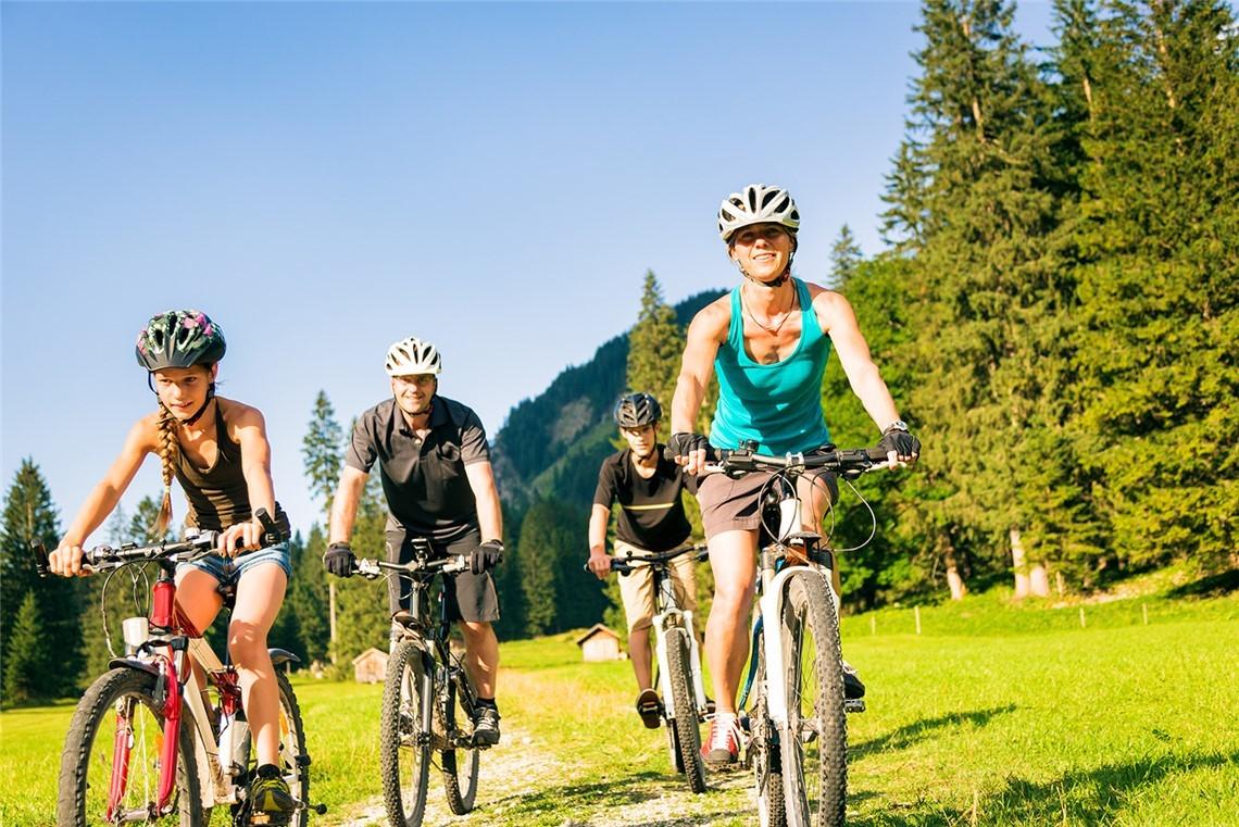 Il Trentino tra biciclette, vino ed orchidee